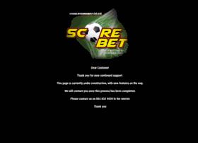 scorebet.co.za