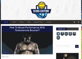 scorecasting.com