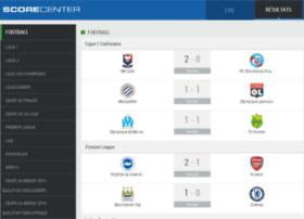 scorecenter.rmcsport.fr