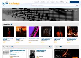 scoreexchange.com
