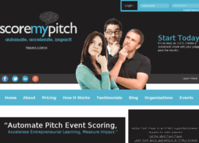 scoremypitch.com