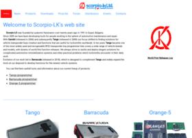 scorpio-lk.com