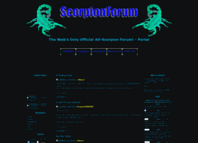 scorpionforum.darkbb.com