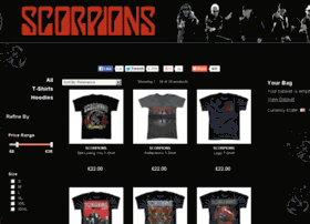 scorpions.mamstore.co.uk