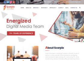 scorpiotechnologies.com