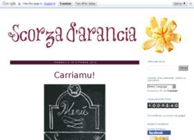 scorzadarancia.blogspot.com