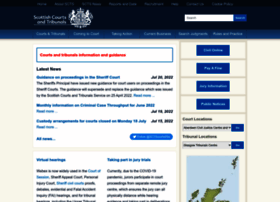 scotcourts.gov.uk