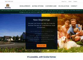 Scotia-homes.co.uk