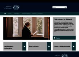 scotland-judiciary.org.uk