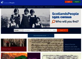 scotlandspeople.gov.uk