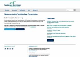 scotlawcom.gov.uk