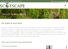 scotscapegreenroofs.net