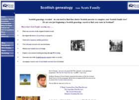 scotsfamily.com