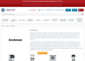 scotsmanicemaker.com