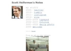 scott.heiferman.com