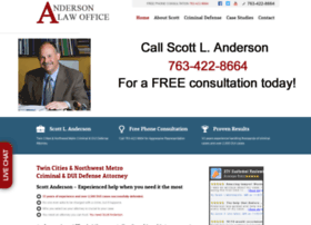 scottandersonlaw.com