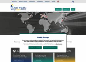 scottbader.com