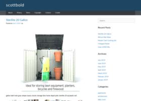 scottbold.com