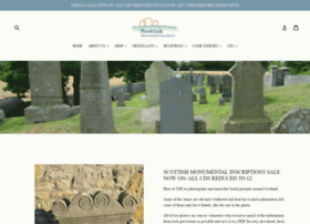 scottish-monumental-inscriptions.com