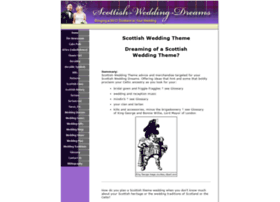 scottish-wedding-dreams.com