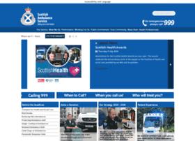 scottishambulance.co.uk