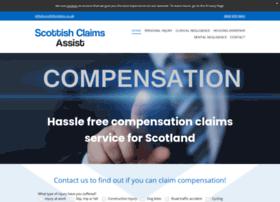 scottishclaims.co.uk