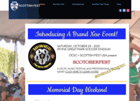 scottishfest.com