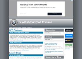 scottishfootballforums.co.uk