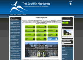 scottishhighlandswebsite.co.uk