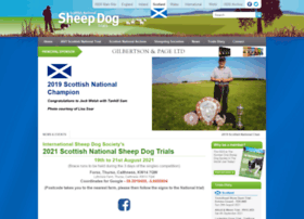 scottishnationalsheepdogtrials.org.uk