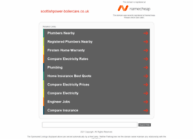 scottishpower-boilercare.co.uk