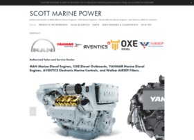 scottmarinepower.com