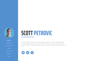 scottpetrovic.com