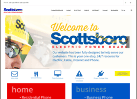 scottsboropower.com
