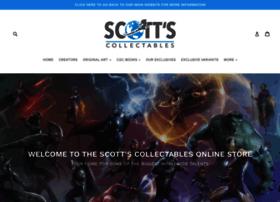 scottscollectables-shop.co.uk