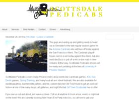 scottsdalepedicabs.com