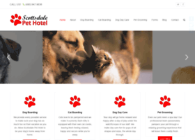 scottsdalepethotel.com