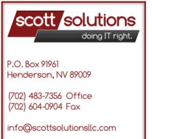 scottsolutionsllc.com