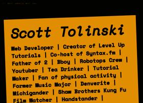 scotttolinski.com