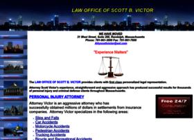 scottvictorlaw.com
