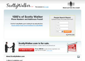 scottywalker.com