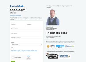 scpo.com