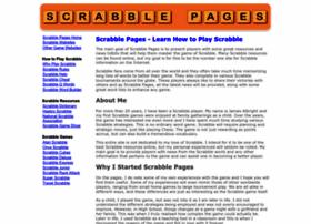 scrabblepages.com