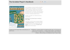 scrabbleplayershandbook.com