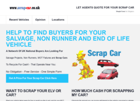 scrap-car.co.uk