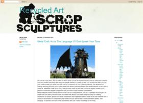 scrap-metal-art.blogspot.com