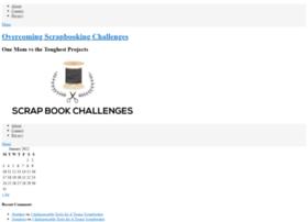 scrapbookchallenges.com