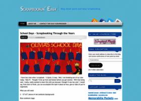 scrapbookeasy.wordpress.com