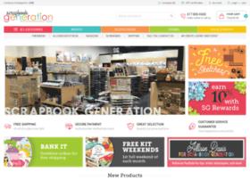scrapbookgeneration.com