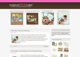 scrapbookideasonline.blogspot.com